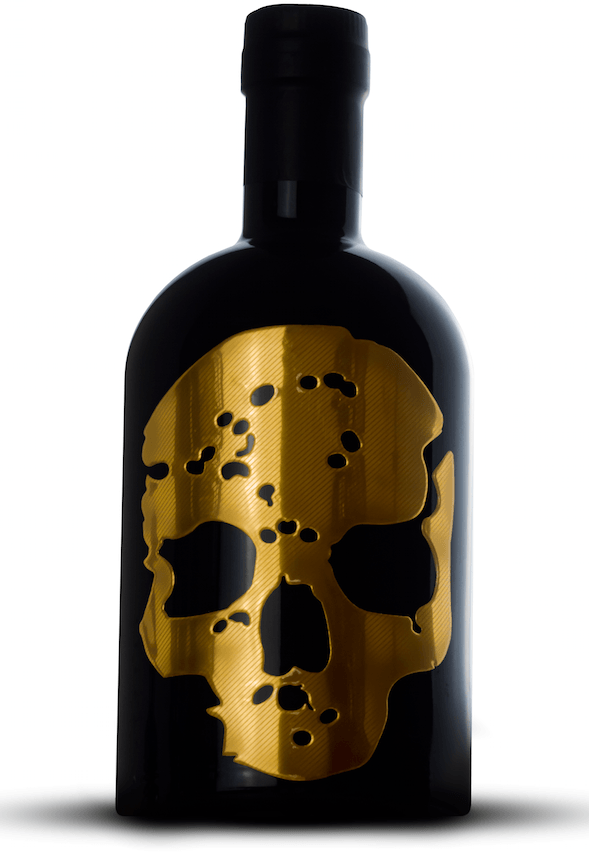 GHOST Vodka GOLD Edition