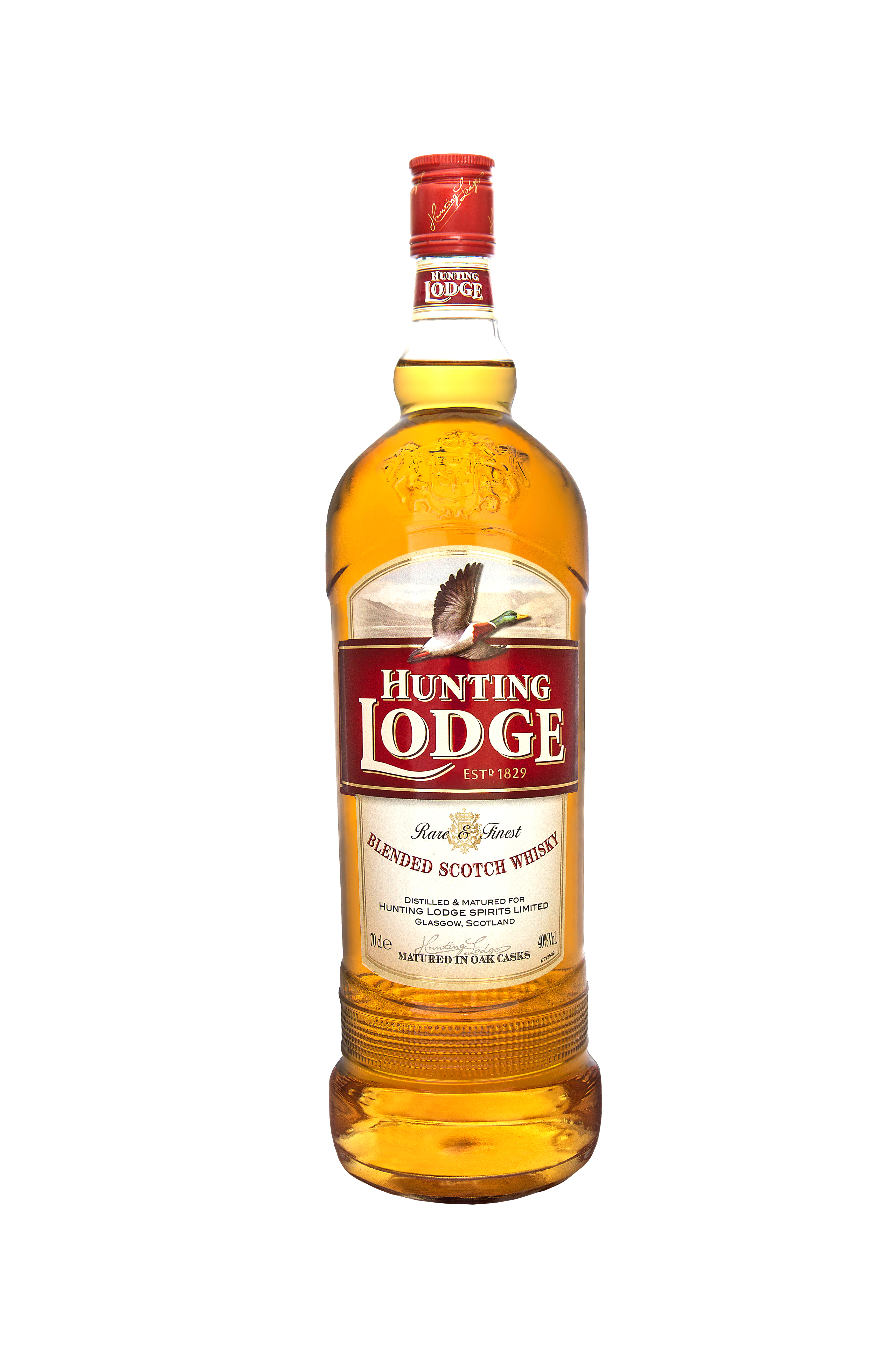 Hunting Lodge Blended Scotch Whiskey 3 y.o.