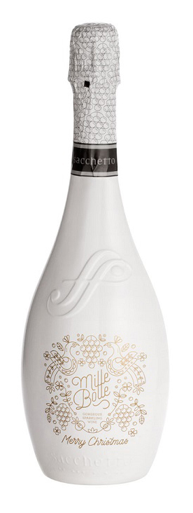 Bianco Millesimato Extra Dry Mille Bolle Merry Christmas