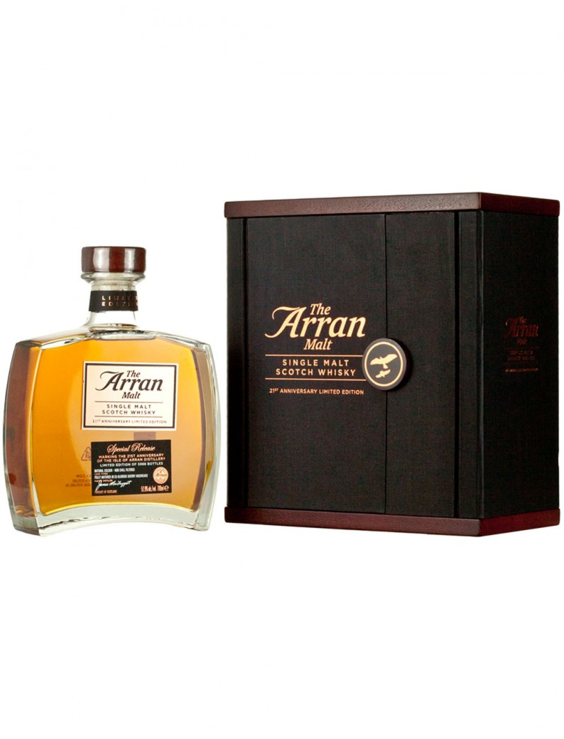 The Arran 21st Anniversary Limited Edition